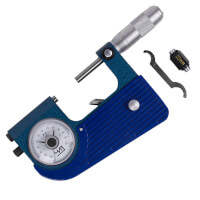 Микрометр рычажный МР-50 25-50 0,001 ЧИЗ