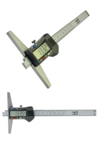 Штангенглубиномер электронный ШГЦ-200 ЧИЗ