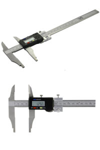 Штангенциркуль электронный ШЦЦ-II-400-0,01 губк. 100 ЧИЗ