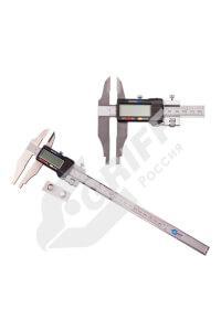 Штангенциркуль электронный ШЦЦ-II-1000-0,01 губк. 125 GRIFF