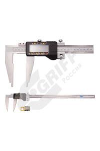 Штангенциркуль электронный ШЦЦ-III-400-0,01 GRIFF