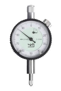 Индикатор ИЧ-02 0-2 0,01 без ушка кл. 1 ЧИЗ