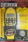Рулетка ультразвуковая 0,45-18м (дальномер) GRIFF
